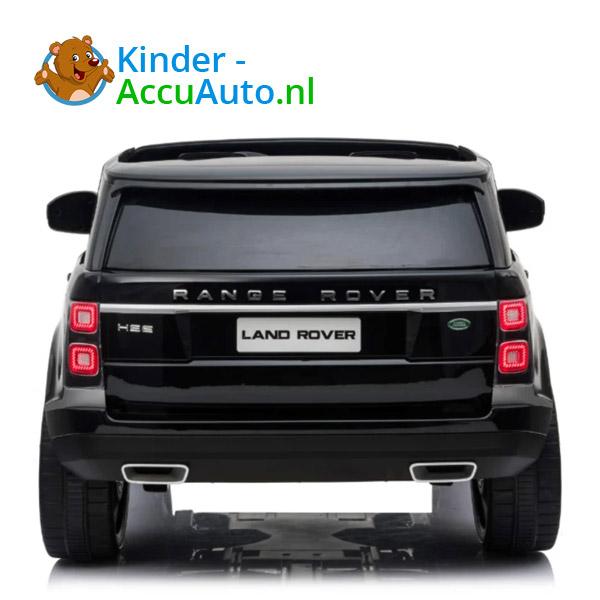 Range Rover Zwart Kinderauto Autobioraphy 5