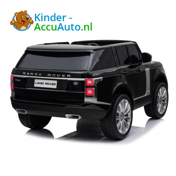 Range Rover Zwart Kinderauto Autobioraphy 6