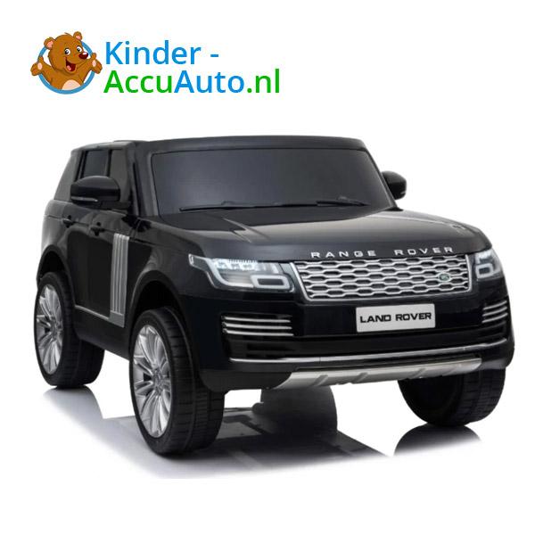 Range Rover Zwart Kinderauto Autobioraphy 7