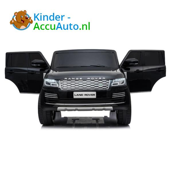 Range Rover Zwart Kinderauto Autobioraphy 8