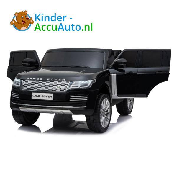 Range Rover Zwart Kinderauto Autobioraphy 9