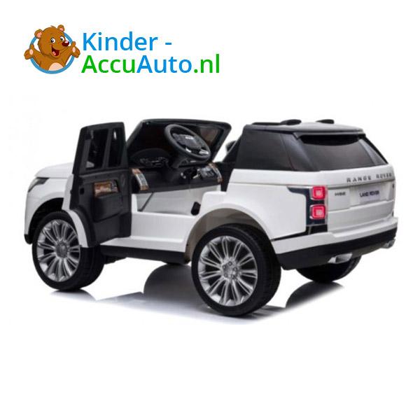 Range Rover Autobiography kinderauto wit 3
