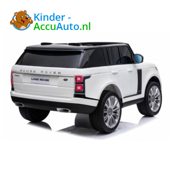 Range Rover Autobiography kinderauto wit 4