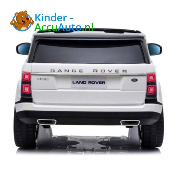 Range Rover Autobiography kinderauto wit 6
