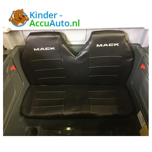 Mack Granite Zwart Kinder Vrachtwagen 10