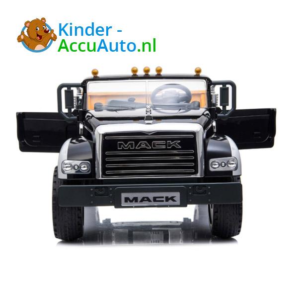 Mack Granite Zwart Kinder Vrachtwagen 3