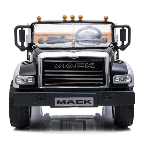 Mack Granite Zwart Kinder Vrachtwagen 4