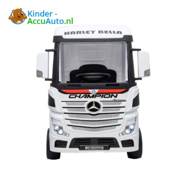 Mercedes Actros Wit Kinder Vrachtwagen 2