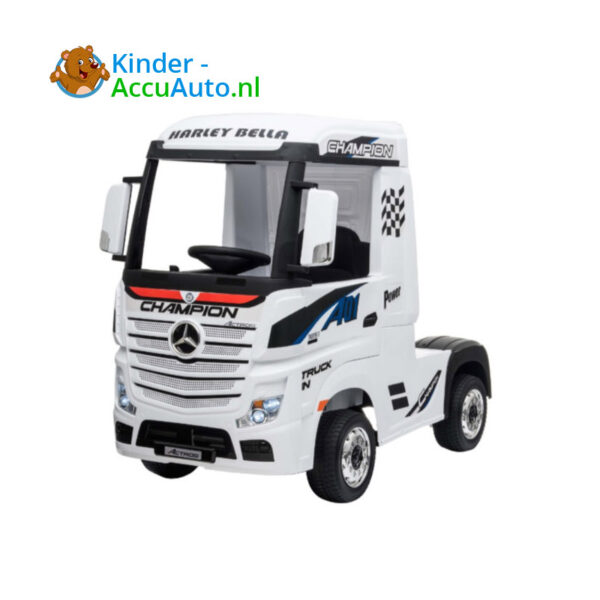 Mercedes Actros Wit Kinder Vrachtwagen 3
