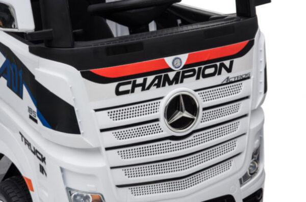 Mercedes Actros Wit Kinder Vrachtwagen 6