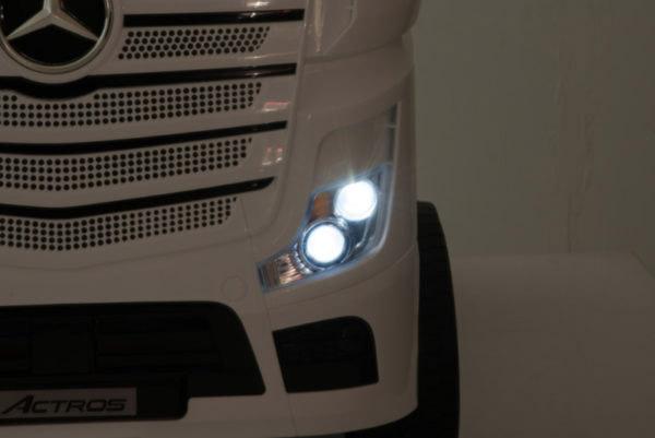 Mercedes Actros Wit Kinder Vrachtwagen 8