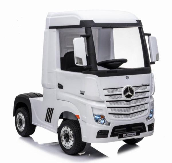 Mercedes Actros Wit Kinder Vrachtwagen 9
