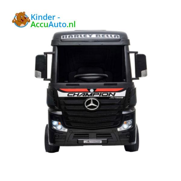 Mercedes Actros Zwart Kinder Vrachtwagen 2