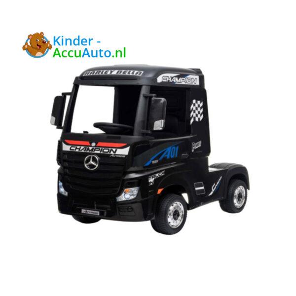Mercedes Actros Zwart Kinder Vrachtwagen 3