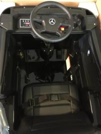 Mercedes Actros Zwart Kinder Vrachtwagen 8
