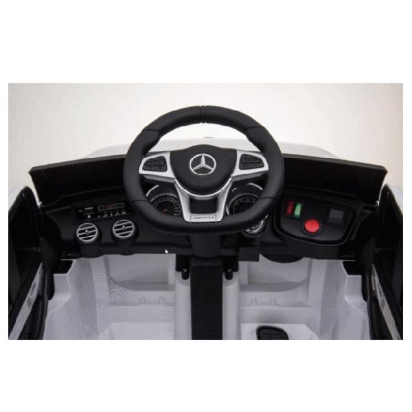 Mercedes G63 Wit Kinderauto AMG 10