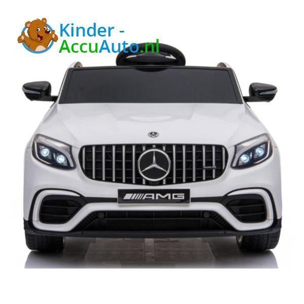 Mercedes G63 Wit Kinderauto AMG 2