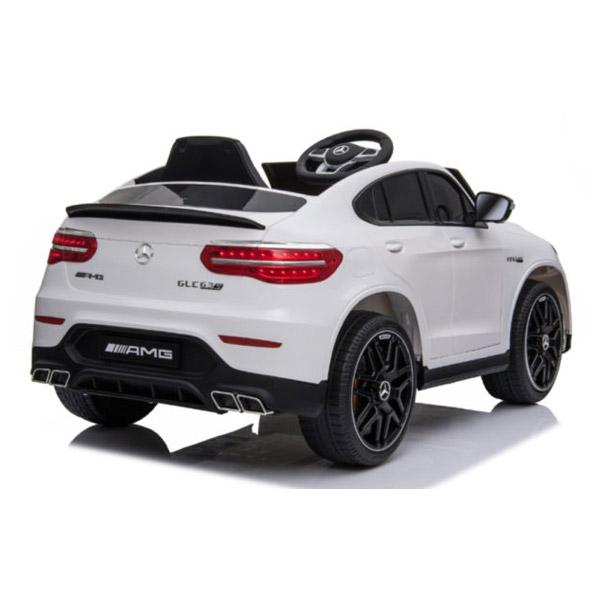 Mercedes G63 Wit Kinderauto AMG 6