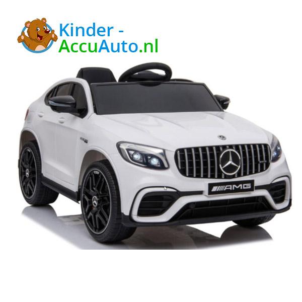 Mercedes G63 Wit Kinderauto AMG 7