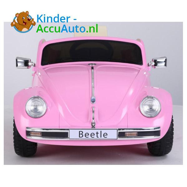 VW Beetle Roze Kinderauto 9