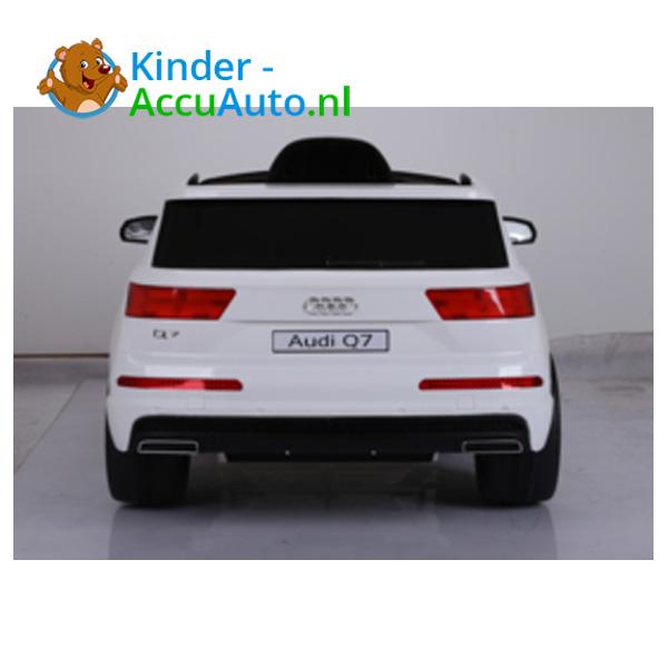 Audi Q7 sline Wit Kinderauto 4