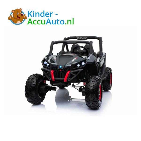 Beach Buggy Zwart Kinderauto 10