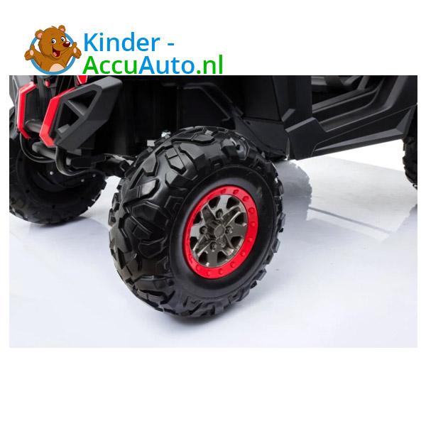 Beach Buggy Zwart Kinderauto 13