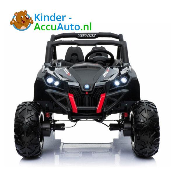 Beach Buggy Zwart Kinderauto 2