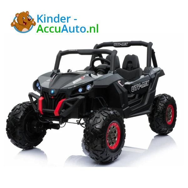 Beach Buggy Zwart Kinderauto 3