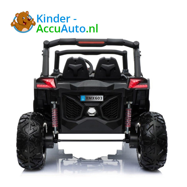 Beach Buggy Zwart Kinderauto 4