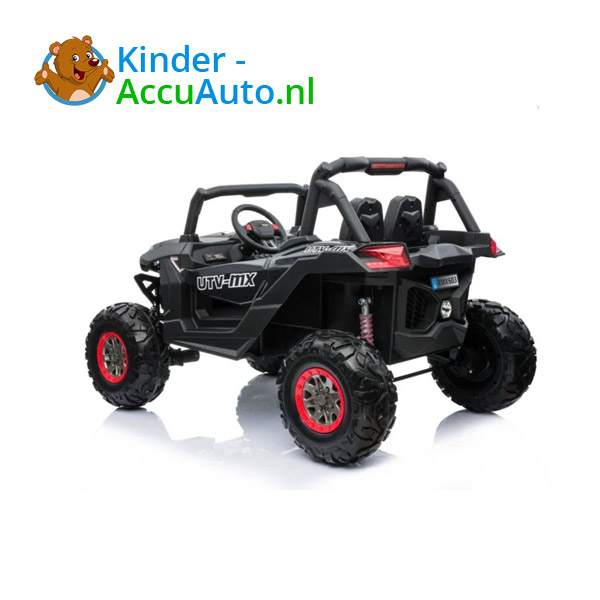 Beach Buggy Zwart Kinderauto 6