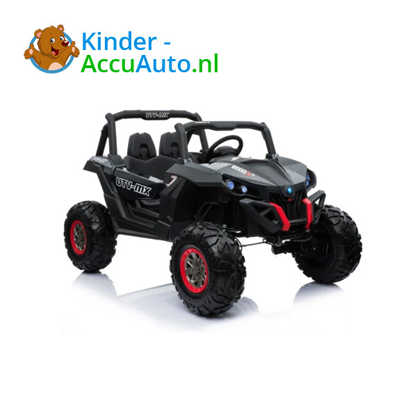 Beach Buggy Zwart Kinderauto 7