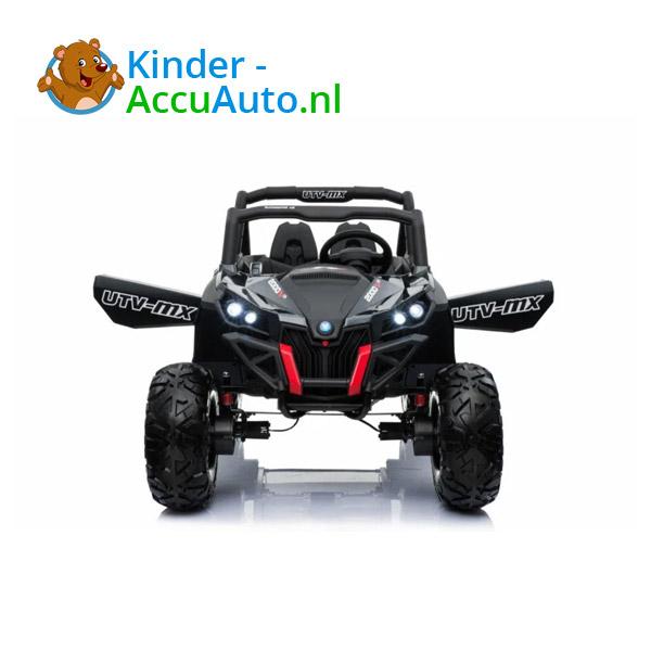 Beach Buggy Zwart Kinderauto 8