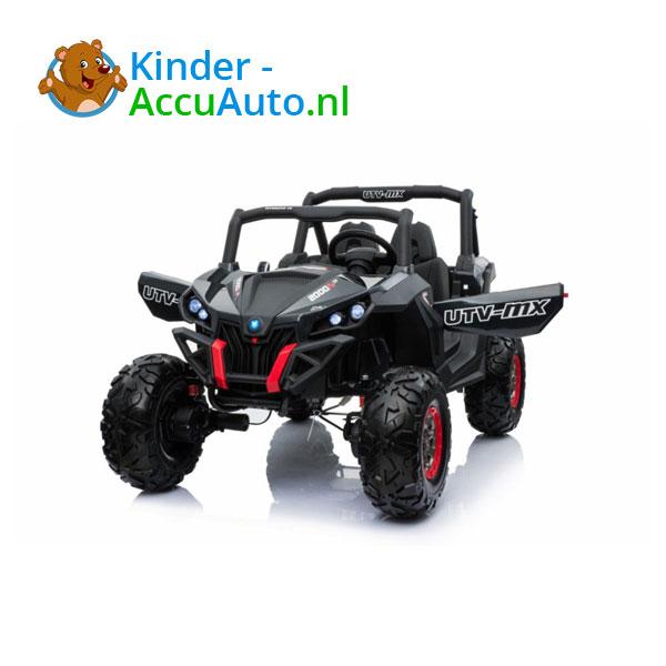 Beach Buggy Zwart Kinderauto 9