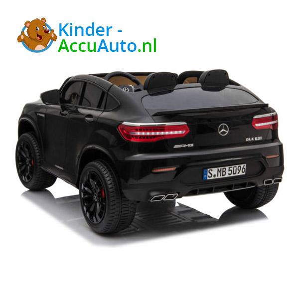 Mercedes G63 Zwart Kinderauto 2 Persoons AMG 3