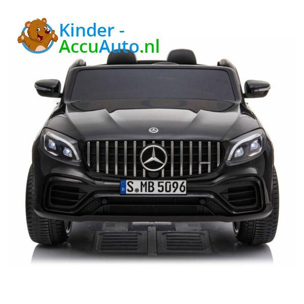 Mercedes G63 Zwart Kinderauto 2 Persoons AMG 5