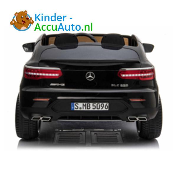 Mercedes G63 Zwart Kinderauto 2 Persoons AMG 6