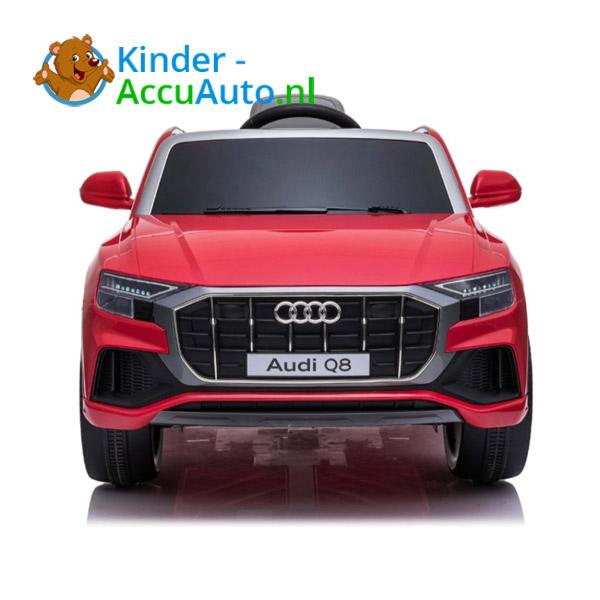 Audi Q8 Rood Kinderauto 2