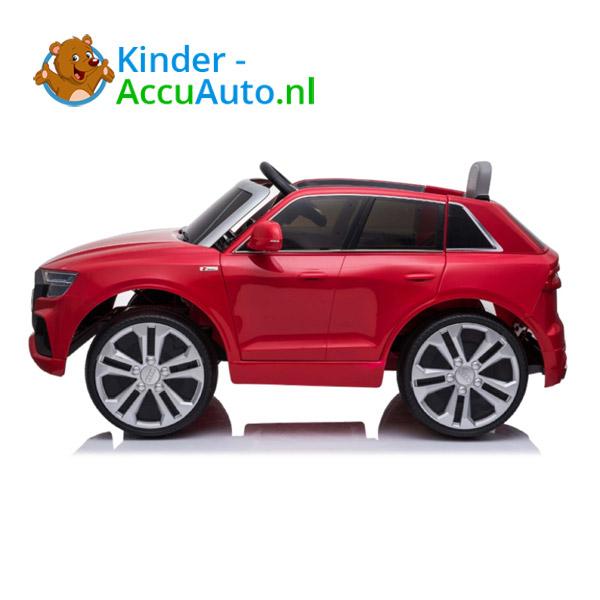 Audi Q8 Rood Kinderauto 4