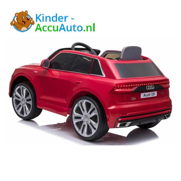 Audi Q8 Rood Kinderauto 5