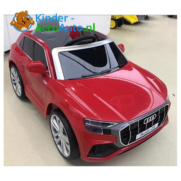 Audi Q8 Rood Kinderauto 7