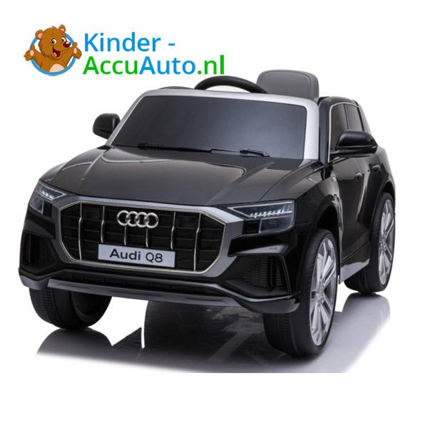 Audi Q8 SLine Zwart Kinderauto 10