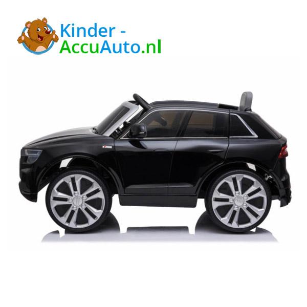 Audi Q8 SLine Zwart Kinderauto 7