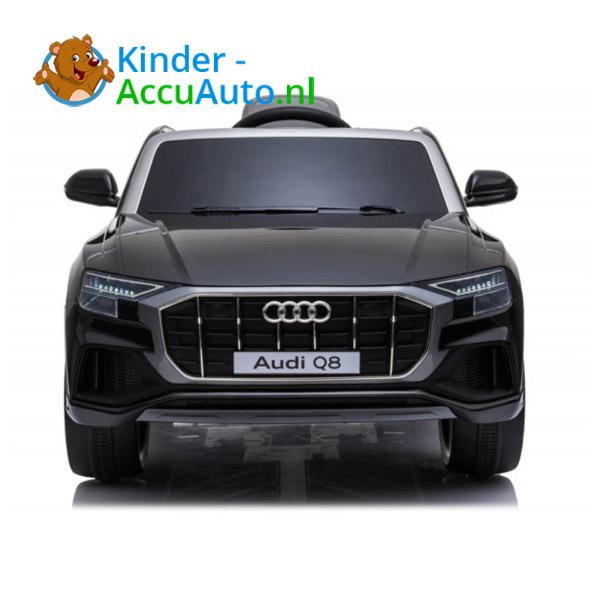 Audi Q8 SLine Zwart Kinderauto 9