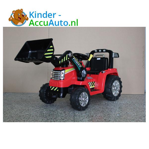 Tractor Rood Kindertractor 3