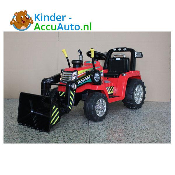 Tractor Rood Kindertractor 4