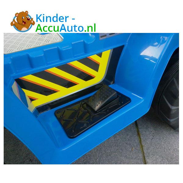 Tractor Rood Kindertractor 5