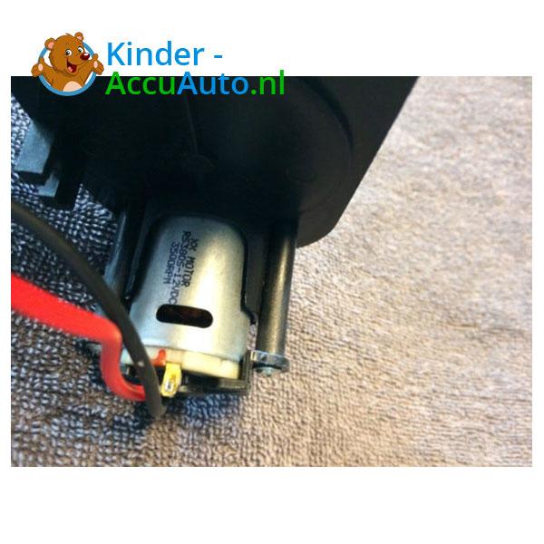 aandrijfmotor kinderauto 12V 3500RPM 3