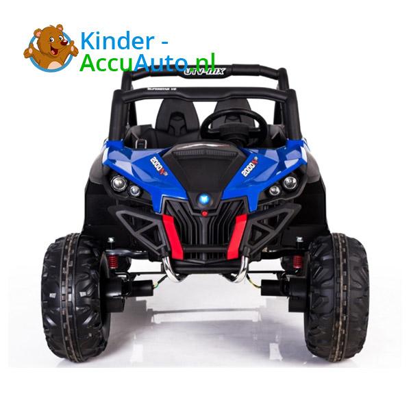 Beach Buggy Blauw Kinderauto 3