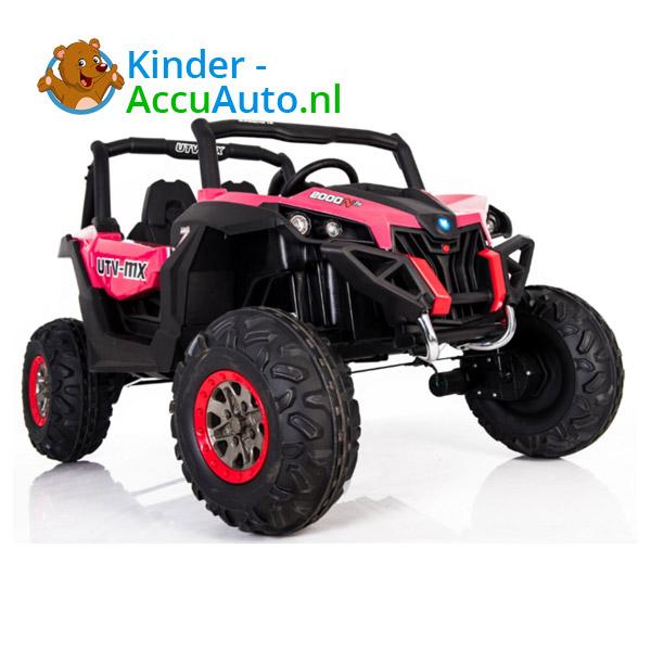 Beach Buggy Roze Kinderauto 2